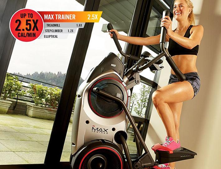 Bowflex Max Trainer M5 Intro