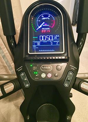 Bowflex Max Trainer M7 Console