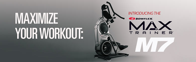 Bowflex Max Trainer M7 Workout
