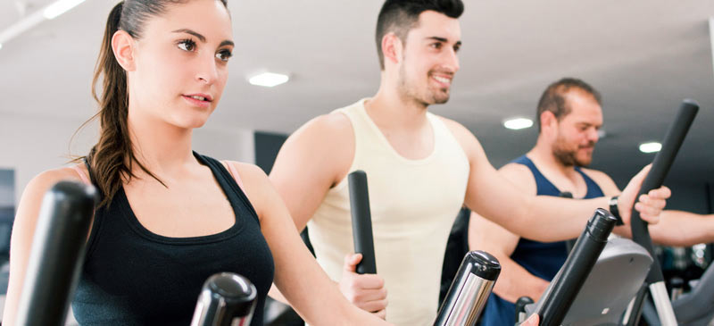 Elliptical vs Treadmill : Elliptical Machine