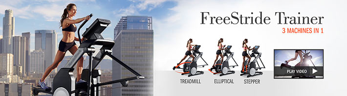 FreeStride Trainer FS7i - A 3-in-1 Machine