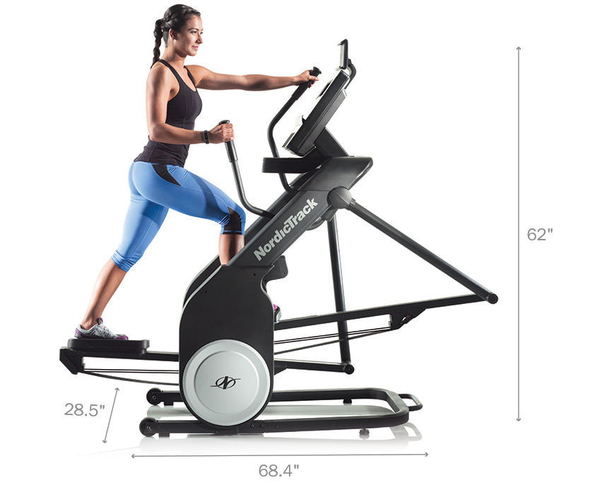 NordicTrack FreeStride Trainer FS7i Elliptical Review For 2020