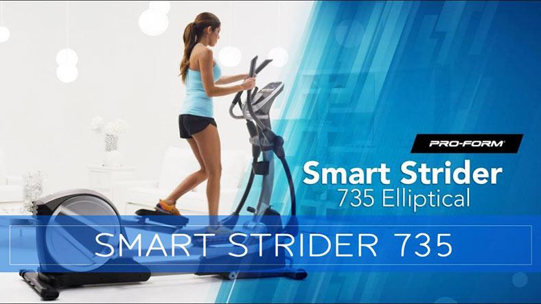 ProForm Smart Strider 735