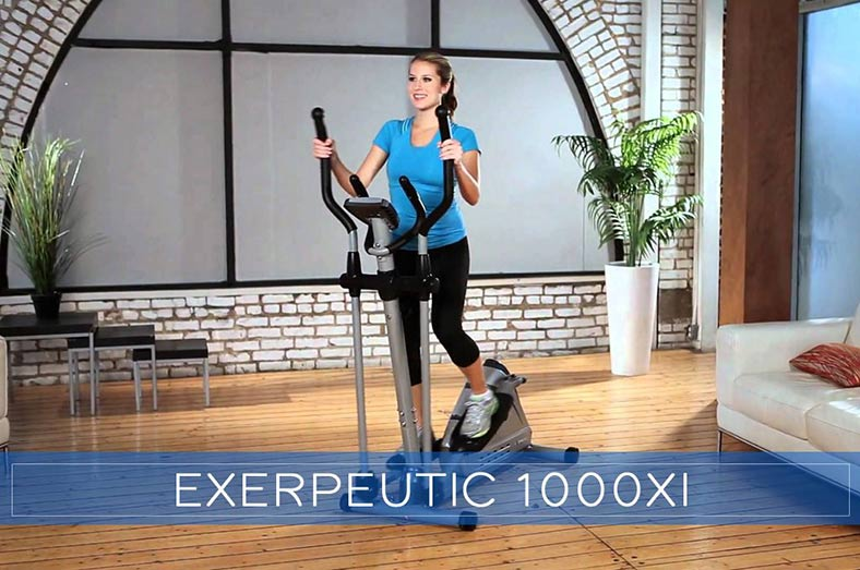 Exerpeutic 1000Xl Elliptical Review for 2018