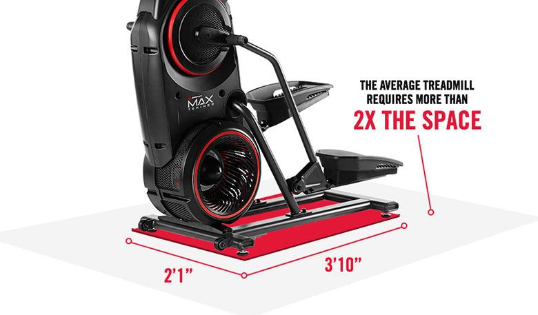 Bowflex Max Trainer M3 Compact Design
