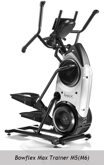 Bowflex Max Trainer M5/M6