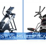 NordicTrack FreeStride Trainer FS7i vs Bowflex Max Trainer M5