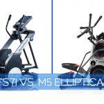 NordicTrack FreeStride Trainer FS7i vs Bowflex Max Trainer M5