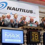 bowflex max trainer nautilus inc