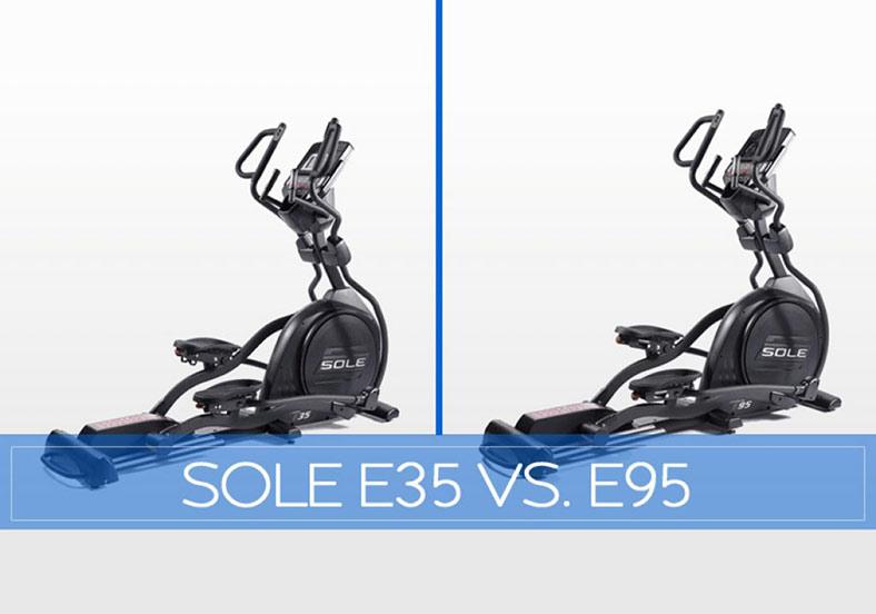 sole e35 vs e95