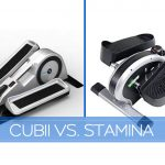 Cubii vs Stamina - Under Desk Elliptical Comparison