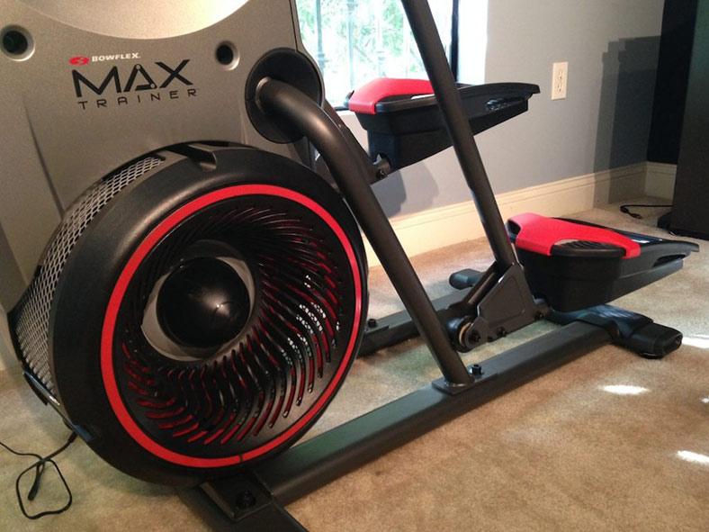 bowflex max trainer m5 problems