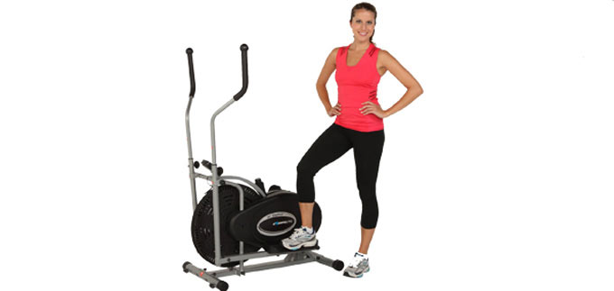best elliptical under 300 - Exerpeutic Aero Air Elliptical