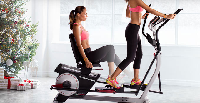 best elliptical under 300 - The ProForm Hybrid Trainer