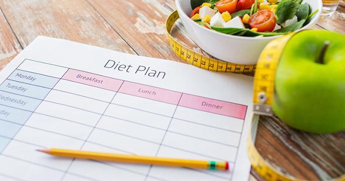 bowflex max trainer diet plan