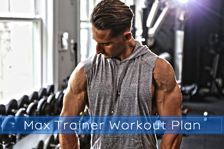 bowflex max trainer workout plan