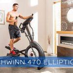 schwinn 470 elliptical