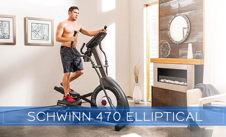 Schwinn 470 Elliptical Machine Review For 2018