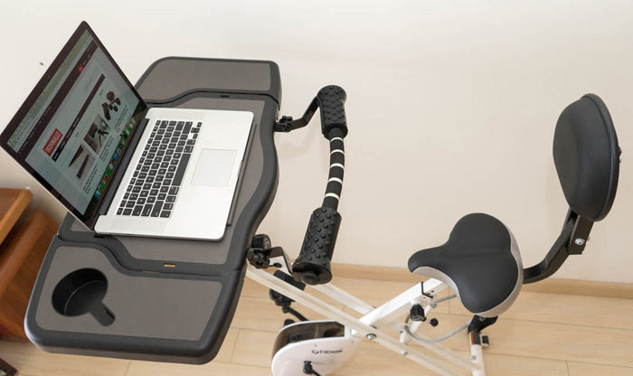 best under desk elliptical FitDesk