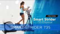 ProForm Smart Strider 735 Review For 2020