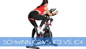Schwinn IC2 vs IC3 vs IC4 Indoor Cycling Bikes Comparison – Which is Best?