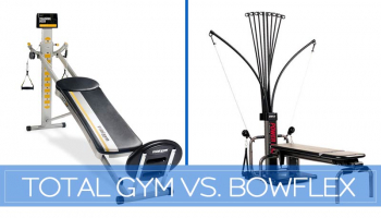 Total Gym vs Bowflex – Are They Similar?