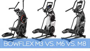 Bowflex Max Trainer M3 vs. M6(Based on M5) vs. M8(Based on M7): What's the Difference?