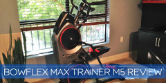 Bowflex Max Trainer M5 Review – Burn a Ton Of Calories In Just 14 Minutes