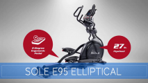 Sole E95 Elliptical Review (REVISED 2020)